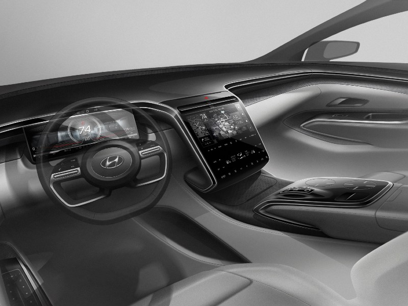 Interior interface. Image