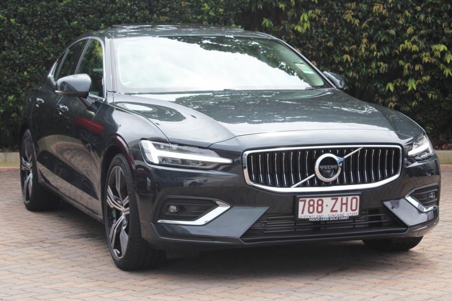 2019 MY20 Volvo S60 Z Series T5 Inscription Sedan
