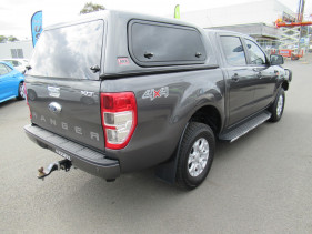 2017 Ford Ranger PX MKII 2018.00MY XLS Utility Image 5