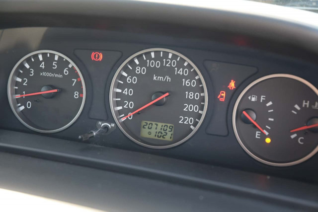 2007 Nissan X-Trail T30 II MY06 ST Suv Image 10