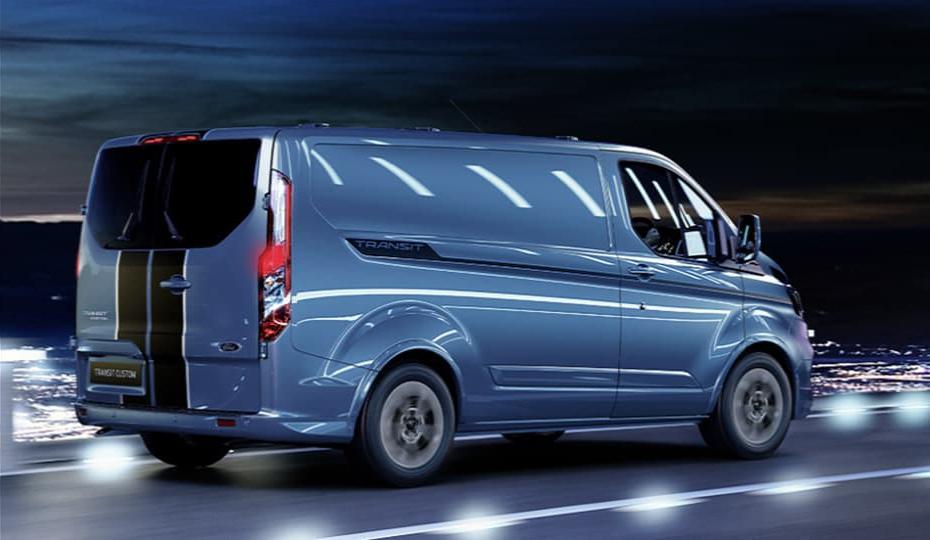 Transit Custom Power & Efficiency
