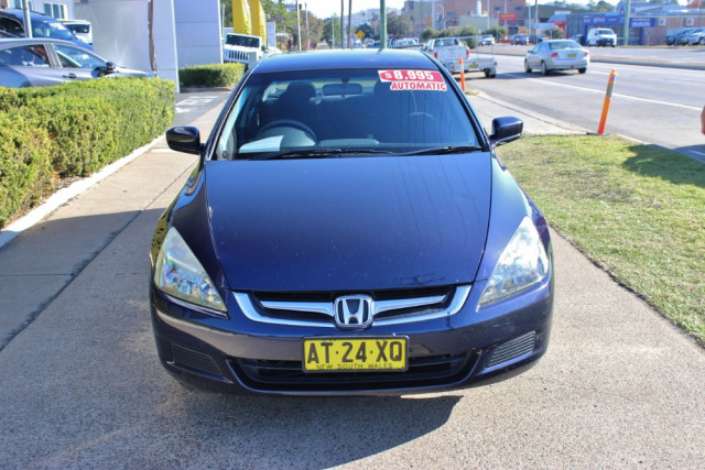 2007 Honda Accord 7th Gen  VTi Sedan Image 2