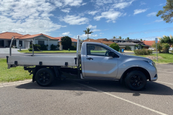 2015 Mazda BT-50 UP0YD1 XT Cab chassis Image 2