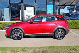 2017 Mazda CX-3 DK4W7A sTouring Suv Image 5