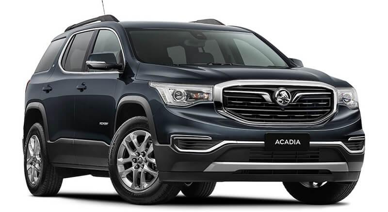 2019 Holden Acadia -- LT 2wd