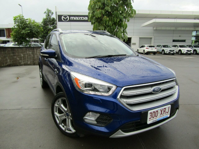 2016 Ford Escape ZG Titanium Suv Mobile Image 1