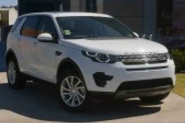 2019 Land Rover Discovery Sport L550 19MY TD4 132kW Suv Image 2