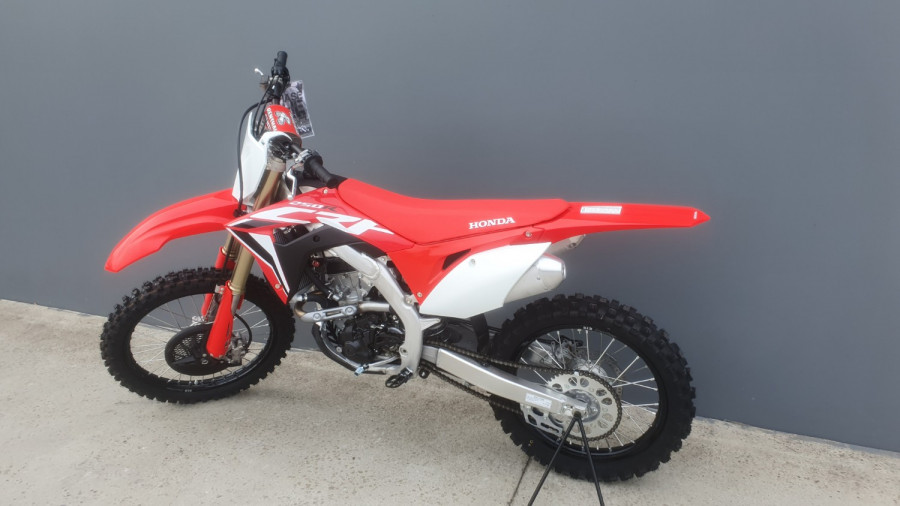 2020 Honda CRF250R TEMP 2020 CRF250R Motorcycle Image 9