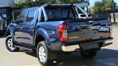 2020 Nissan Navara D23 S4 MY20 ST Utility Image 2