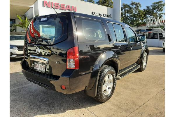 2011 MY10 Nissan Pathfinder R51  ST Suv Image 5