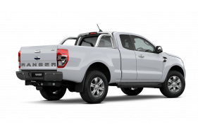 2021 MY21.25 Ford Ranger PX MkIII XLT Super Cab Utility Image 4