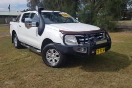 2014 Ford Ranger PX Turbo XLT Ute