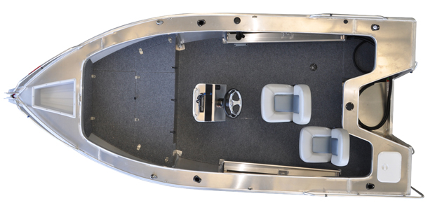 489 Outlaw Centre Console Specifications