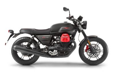 New Moto Guzzi V7 III Carbon