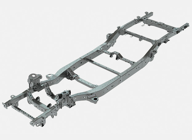 Ladder Chassis Image