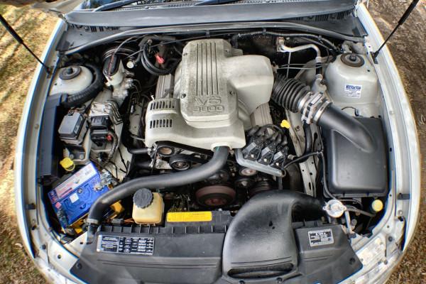 2003 Holden Ute VY S Ute Image 3