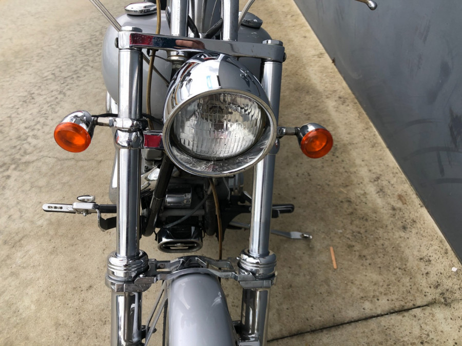 2002 Harley Davidson Softail FXST Standard Motorcycle Image 14