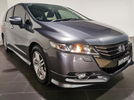 Honda Odyssey Luxury 4th Gen