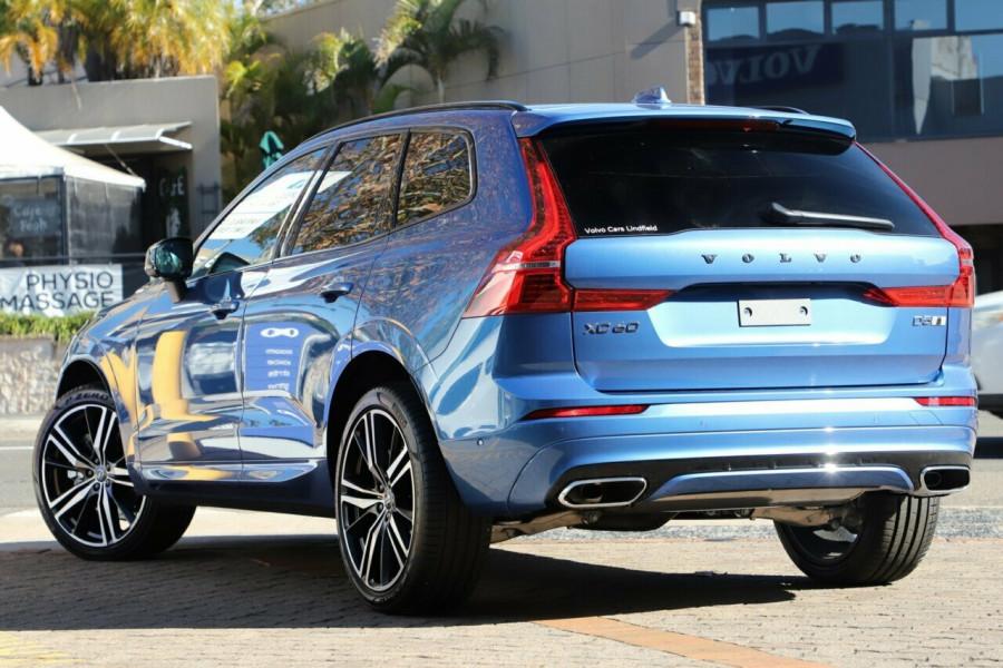 2020 Volvo XC60 UZ D5 R-Design Suv