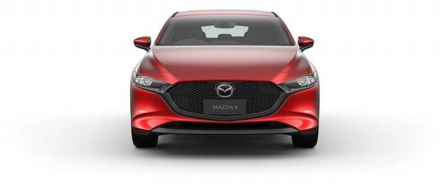 2021 Mazda 3 BP G20 Pure Hatchback Mobile Image 4