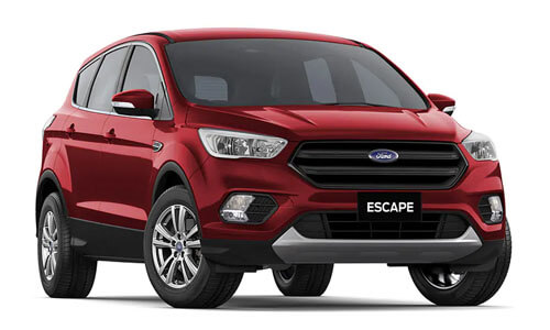 2019 MY19.75 Ford Escape ZG Ambiente AWD Suv