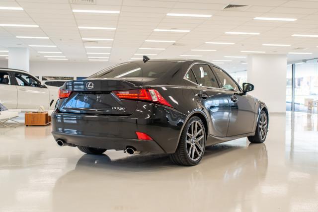 2016 Lexus Is GSE31R 350 F Sport Sedan Image 6