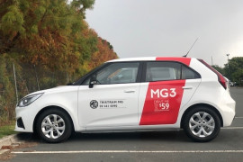 2019 MYte MG MG3 SZP1 Core Hatchback