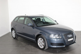 Audi A3 TFSI Attraction 8P Turbo