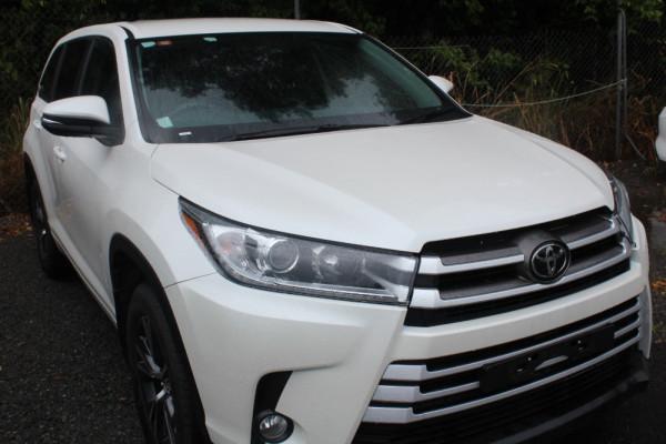 Toyota Kluger GX GSU55R