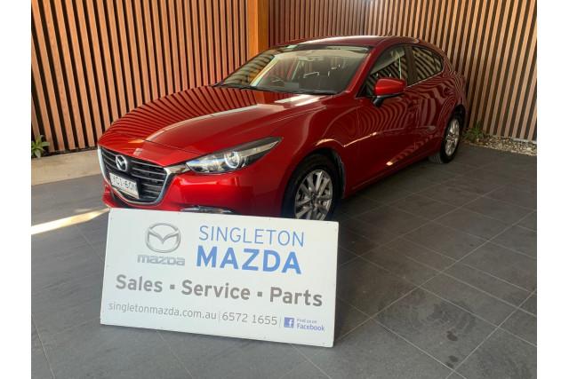 2017 Mazda 3 BN5478 Hatchback