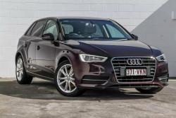 Audi A3 Attraction Sportback S Tronic 8V MY15
