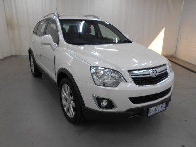 Holden Captiva 5 LTZ