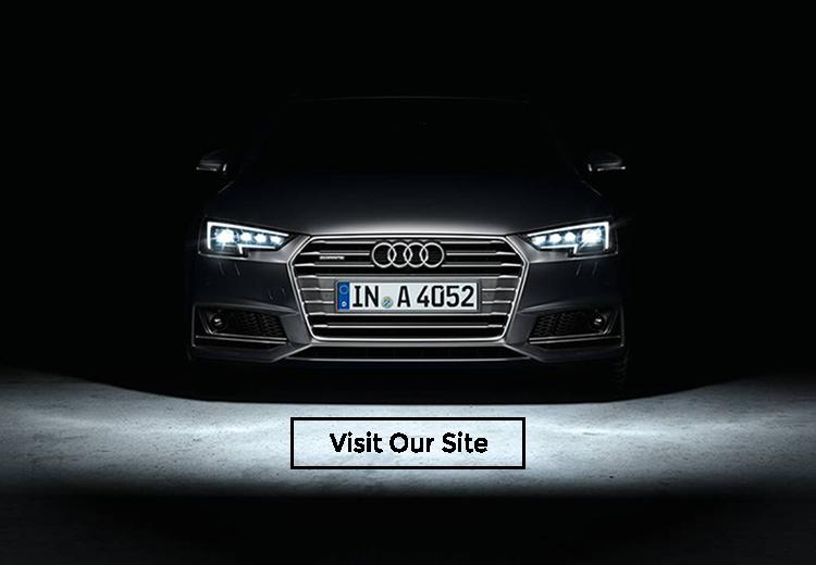 Visit our Audi site