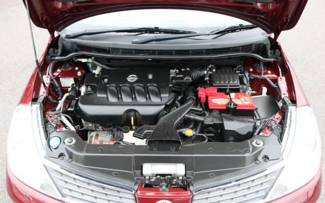 2007 Nissan Tiida C11 MY07 ST Sedan