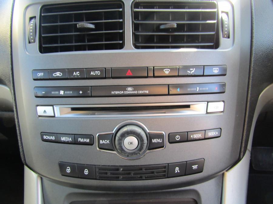 2012 Ford Territory SZ TX Wagon Image 10