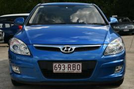 2010 Hyundai i30 FD MY10 SLX Hatchback