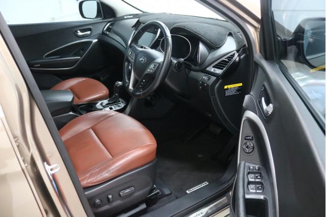 2013 Hyundai Santa Fe DM Highlander Suv Image 4