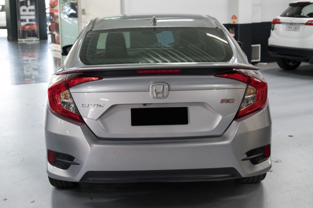 2016 Honda Civic 10th Gen  RS Sedan Image 5