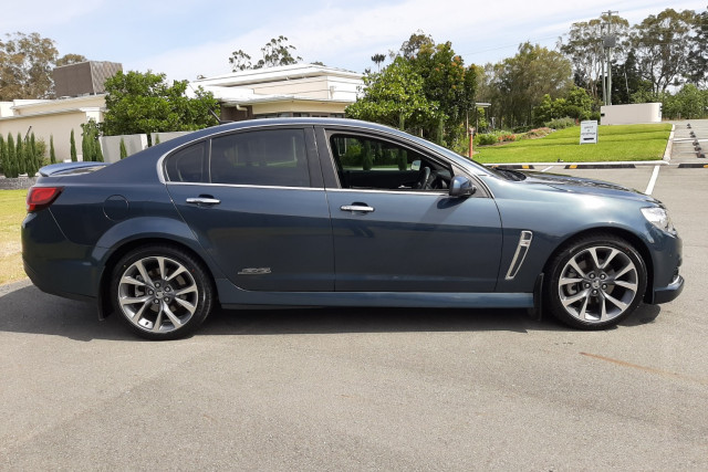 2014 Holden Commodore VF  SS V Sedan Image 4