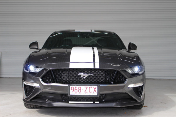 2019 Ford Mustang Coupe Image 3