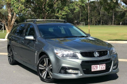 Holden Commodore SV6 Storm VF
