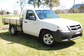 Mazda BT-50 DX UNY0W4 Turbo
