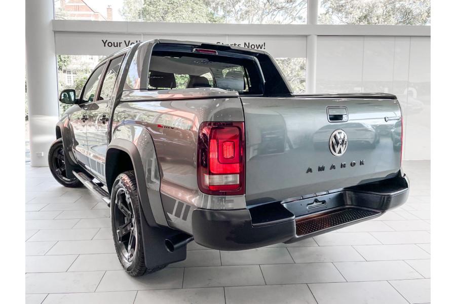2021 Volkswagen Amarok 2H V6 W580S Ute