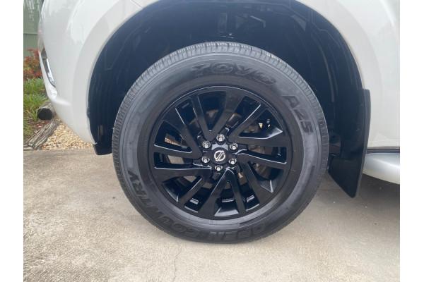 2018 Nissan Navara NAVDP4YA3SL SL 4X4 D/Cab Auto Utility crew cab Image 4