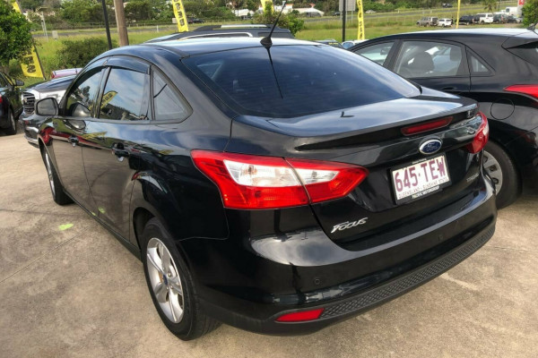 2013 Ford Focus LW MK2 Trend Sedan