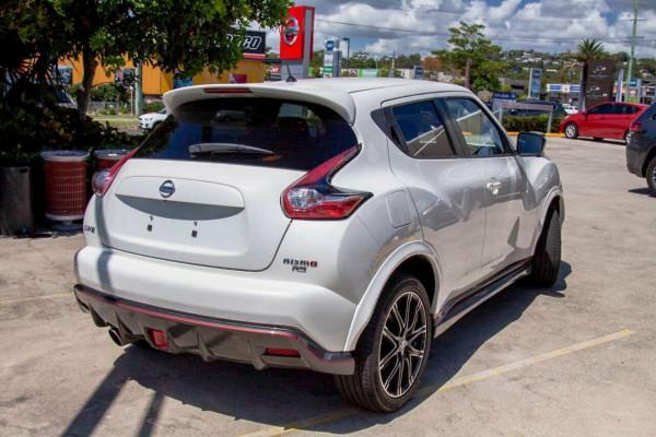 2018 Nissan Juke F15 MY18 Nismo RS (FWD) Suv