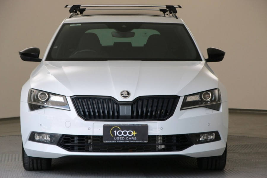 2017 Skoda Superb NP MY17 162TSI Wagon Image 2