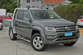 Volkswagen Amarok TDI550 4MOTION Perm Highline 2H MY17