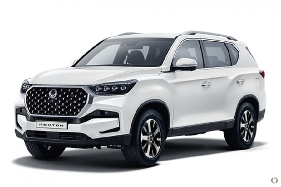 2021 MY20 SsangYong Rexton Y400 ELX Suv Image 1
