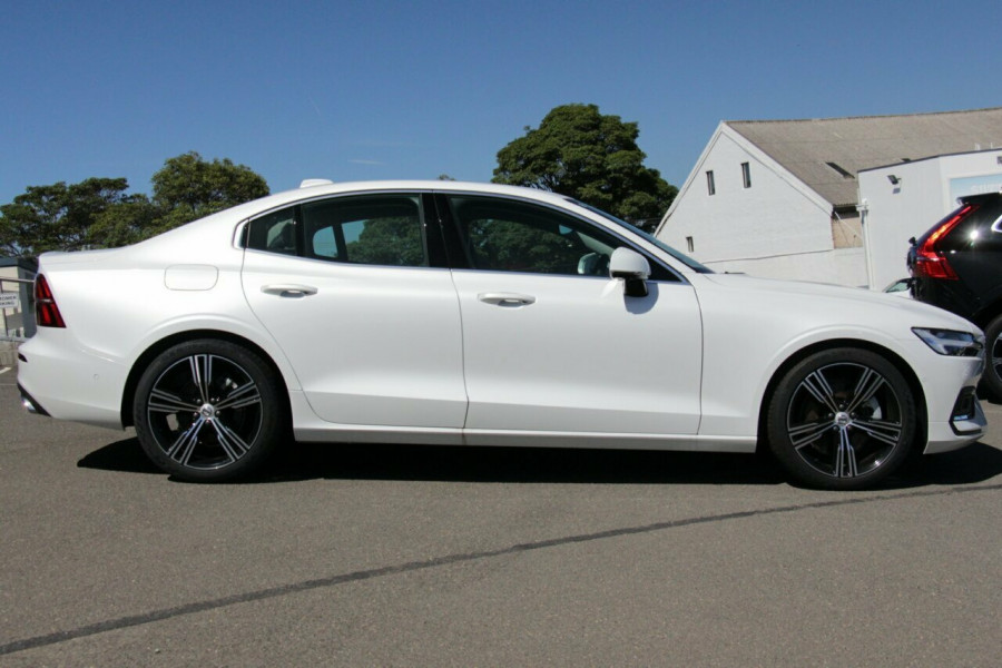 2019 MY20 Volvo S60 Z Series T5 Geartronic AWD Inscription Sedan Image 16